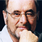 Portrait von Sir Roger Norrington